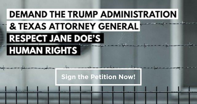 Action Needed: Help Jane Get Her Justice 1