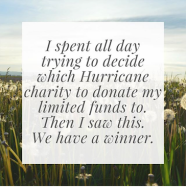We couldn't have helped so many women without our donors!